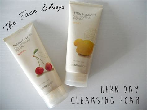 Detox Shoo Foam Review by Review The Shop Herb Day 365 Cleansing Foam Acerola