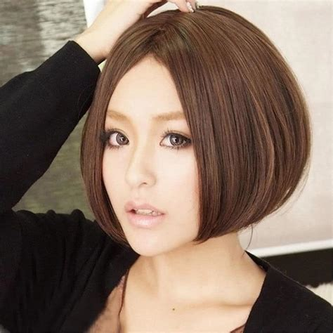one sided bob hairstyle galleries elongated bob haircut pictures hairstylegalleries com