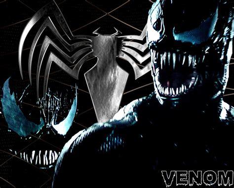 Alpha Venom 3 White Black spider venom wallpapers wallpaper cave