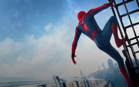 1920x1200 2017 Spiderman Homecoming Movie 1080P Resolution