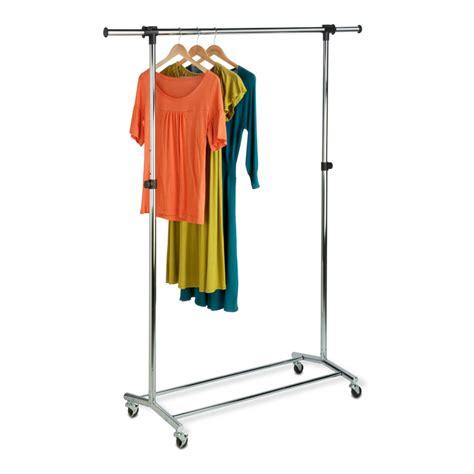 Kmart Clothes Rack by Honey Can Do Gar 01123 Garment Rack Chrome Adjustable Chrome