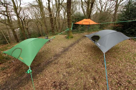 Triangle Hammock Tent tentsile tense not nervous cing gear