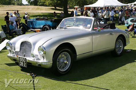 1950 Aston Martin by 1950 Aston Martin Db2 Drophead Information