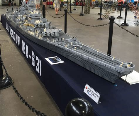 world s world s largest lego ship the awesomer