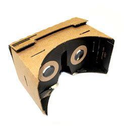 Virtual Reality Cardboard Manufacturers Google Cardboard