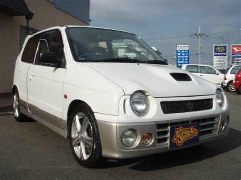 1996 suzuki alto works rs z for sale japanese used cars