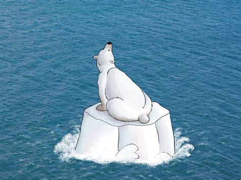 Illustration Animale L Ours Polaire Blog Dinett