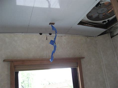 Travel Trailer Ceiling Panels by The Rv Remodel