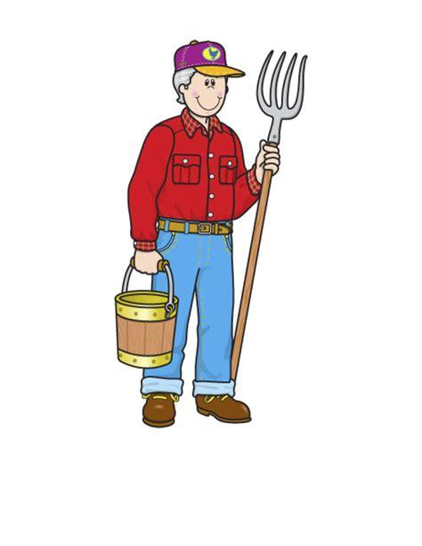 farmer clipart farm clipart farmer pencil and in color farm clipart