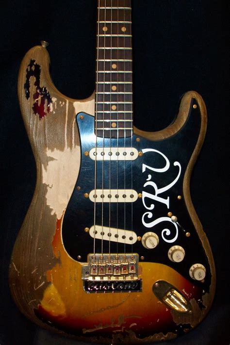 images  guitars  pinterest disney featured  stevie ray vaughan
