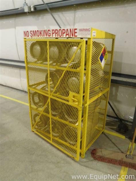 509698 propane tank storage cabinet
