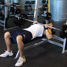 Close Grip Barbell Bench Press Exercise Guide And Video