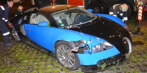 bugatti justin bieber justin bieber crashed a bugatti veyron and ran the