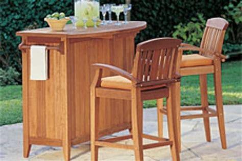 Polynesian Tiki Bar Stools by S 4 Restoration Hardware Outdoor Furniture Sunbrella Bar