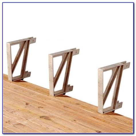 menards bench deck bench brackets menards decks home decorating
