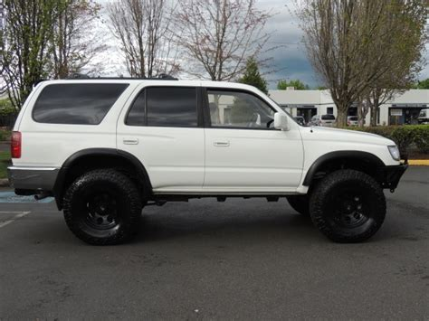 manual cars for sale 1998 toyota 4runner on board diagnostic system 1998 toyota 4runner sr5 4x4 manual trans lifted v6