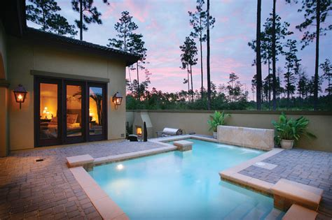 Ferretti House Plan Sater Design Collection S 6786 Quot Ferretti Quot Home Plan Mediterranean Pool By Sater Design