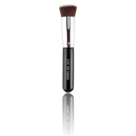 Flat Top Kabuki by Flat Top Kabuki Brush Mini Flat Top Kabuki Makeup Brush