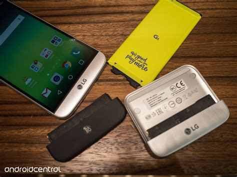 Hp Lg G5 by What Modules Are Available For The Lg G5 Android Central