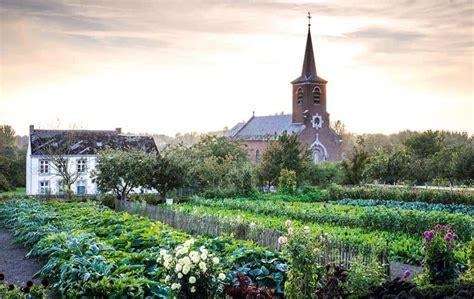 tuinen van hex de moestuin de tuinen van kasteel hex