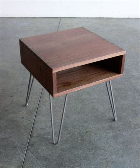 what to put on end tables bed side table this would be so easy to put together we