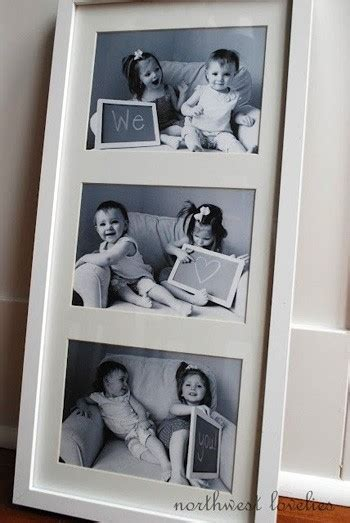 a cutie idea for a christmas picture fram creative fathers day gift ideas photo frames picture frames buy shop