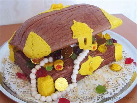 kuchen schatztruhe piraten kuchen leckere rezepte geburtstagskuchen und