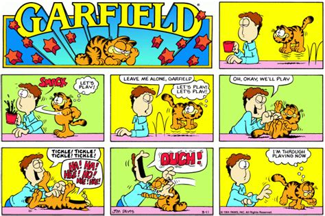 Comic Book Memes - garfield strips that are really genuinely funny show me