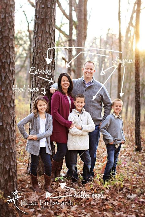 8 Ideas For A Family by Fall Outdoor Family Photo Ideas Www Pixshark
