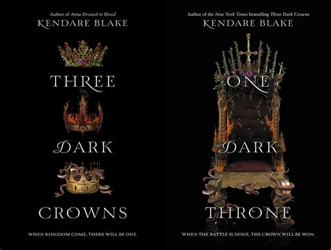 three dark crowns carina s books cover reveal one dark throne by kendare blake