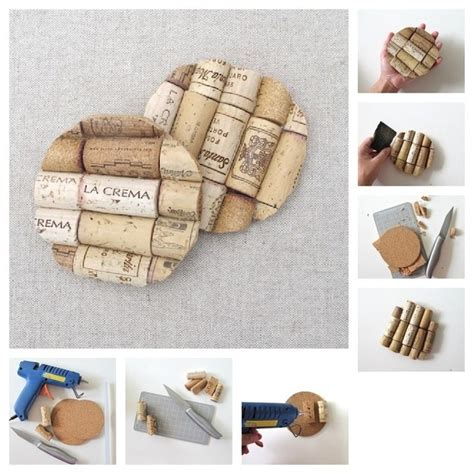 cork diy projects 30 insanely creative diy cork recycling projects you