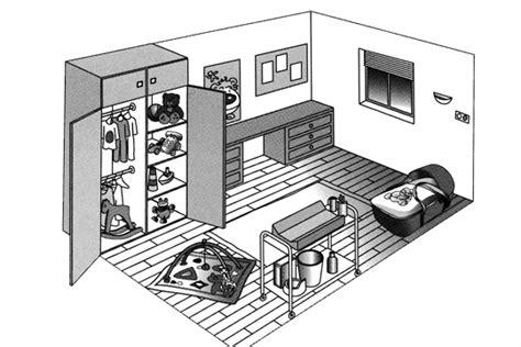 faire un plan de chambre faire un plan de chambre de bebe visuel 2