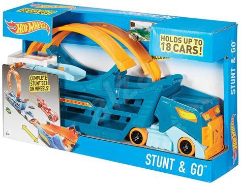 Hotwheel Stunt And Go wheels stunt go truck playset alzashop