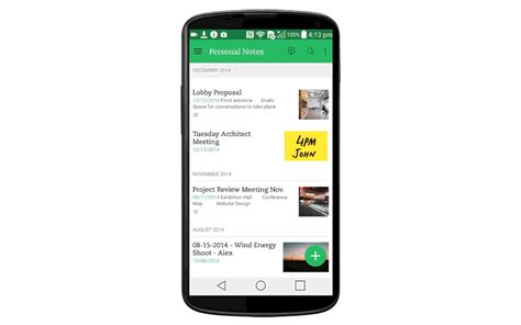 evernote android scan and annotate with the new evernote for android