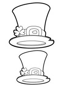 Leprechaun Hat Template Printable by How To Craft Leprechaun Hat Template Hellokids