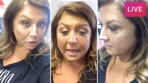 why is abby lee going to jail abby lee miller livestreams before going to jail youtube