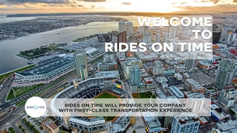 1 Year Mba San Diego by Welcome To Rides On Time San Diego Rides On Time