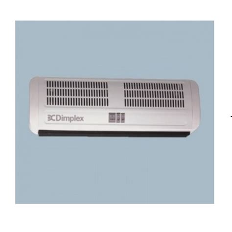 dimplex over door air curtain dimplex air curtain over door heater with remote control