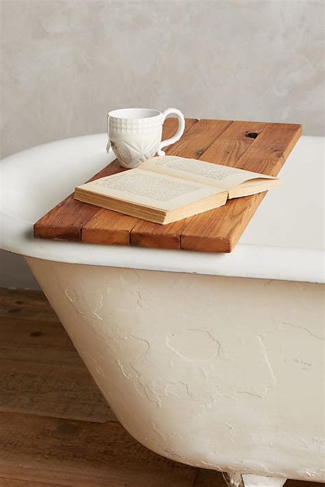 bathtub caddies vestige bathtub caddy anthropologie