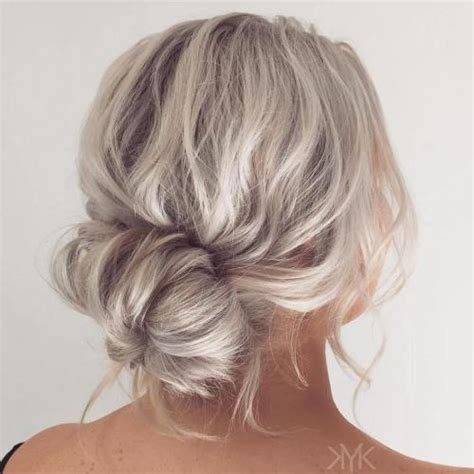 good hair bun in your 40s messy bun guide 40 newest messy buns for 2018