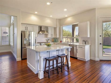 hardwood flooring in kitchen hardwood floors in the kitchen pros and cons designing