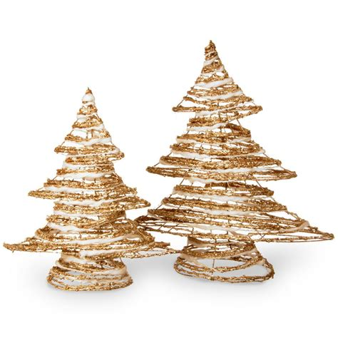 national tree company rattan christmas tree set height