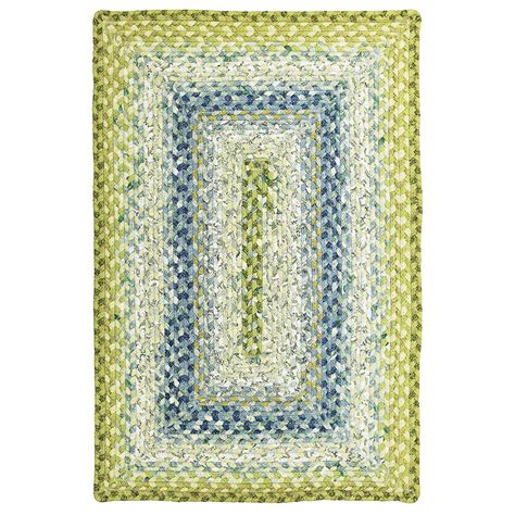 cotton braided rugs seascape cotton braided rugs