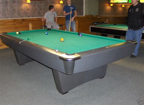 Amf Or Brunswick Pool Table