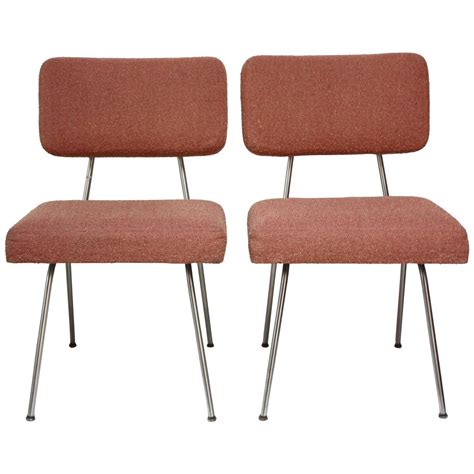 Herman Miller Dining Chairs George Nelson For Herman Miller Dining Chairs For Sale At 1stdibs