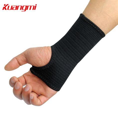 Sale 1pc Wrist Brace Support Wrist Splint Sport Wrist Band Pr n 186 kuangmi 1pc elastic sports wristband wrist wrist brace support 169 compression compression