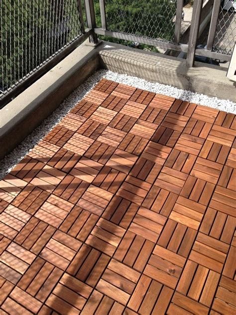 Bodenbelag F R Terrasse 1676 by Holz F 252 R Balkon Balkon Sichtschutz Aus Holz 50 Ideen F R