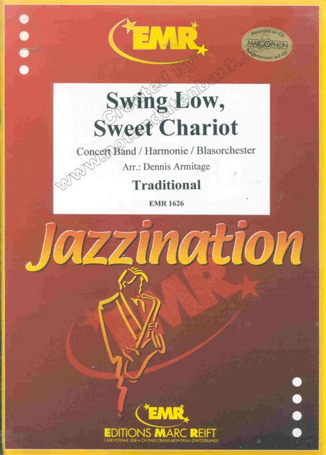 swing low sweet chariot author musicainfo net details swing low sweet chariot 98039013