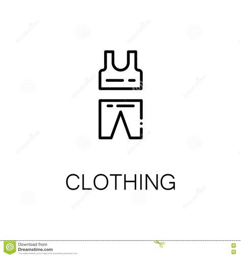 fashion logo design illustrator clothing icon or logo for web design vector illustration