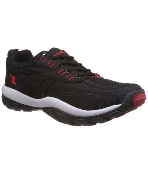 sparx black sport shoes buy sparx black sport shoes